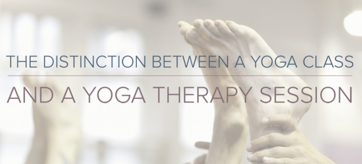 Yoga Class Vs. Yoga Therapy