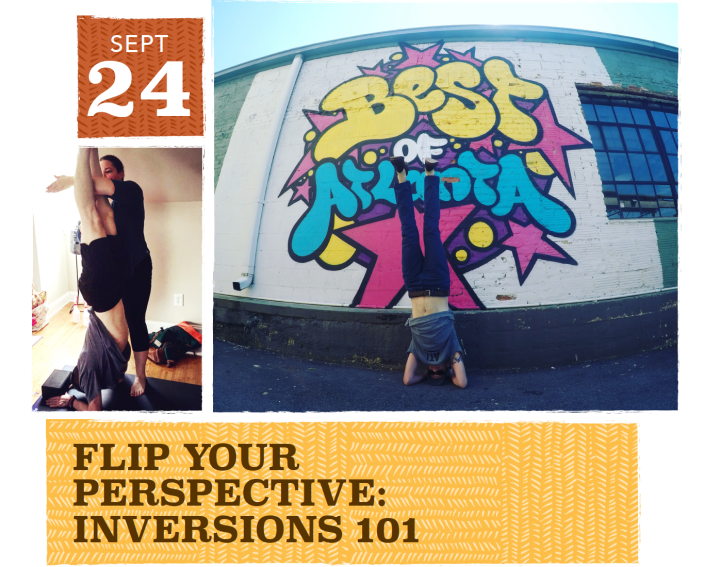Flip Your Perspective: Inversion 101 Workshop